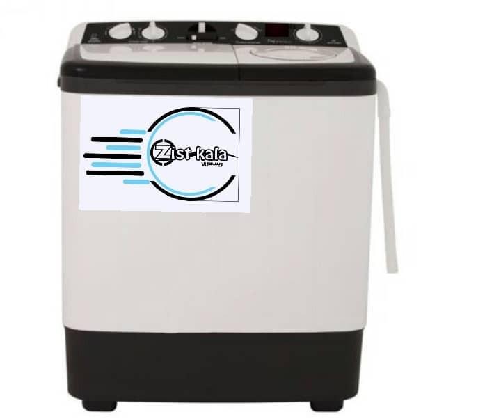 ماشین لباس شویی دو قلو 7KG